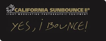 california sunbounce