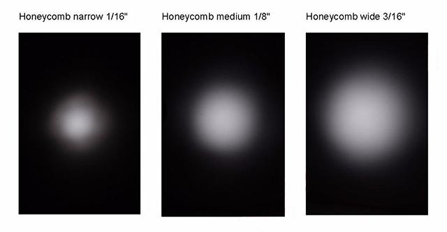 broncolor, honeycomb grip, p70